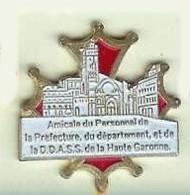 @@ Amicale Préfecture Et DDASS Haute Garonne @@as96a - Administración