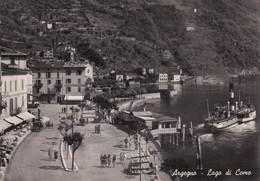 Cartolina Argegno (Como) - Lago Di Como. 1950 - Como