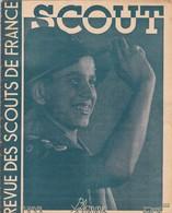 SCOUT REVUE DES SCOUTS DE FRANCE - 5 JANVIER  1938 - 1900 - 1949