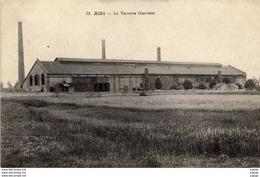 ALBI.  La Verrerie Ouvrière.  Carte écrite En 1915  Cachet Franchise Militaire.  2 Scans  Très Bon état - Albi