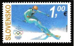 Slovakia 2018 Olympic Games PyeongChang   MNH/** (H60) - Winter 2018: Pyeongchang