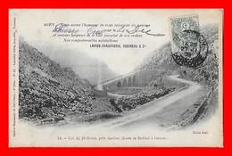 CPA (11) Col De St- Louis, Route De St-Paul à Limoux. Pub Agen. Confiserie De Luxe Laprée-Chaucherie...K950 - Andere Gemeenten