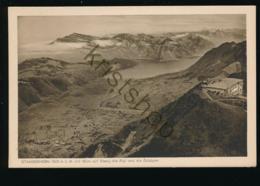 Stanserhorn Mit Blick Auf Stans [Z02-4.253 - Switzerland