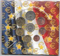 MONNAIE De PARIS - LA SÉRIE OFFICIELLE Et COMPLÈTE Des EUROS 2003 - Sous Plastique D'origine - - France