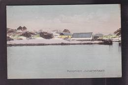 CPA Groenland Kolonien Julianehaab Non Circulé - Groenlandia
