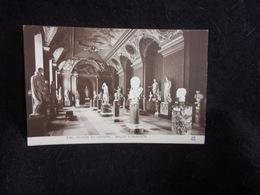 Arts .Musée Du Louvre. Carte Photo.Salle D ' Auguste .Sculptures. Voir 2 Scans . - Sculptures