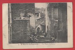 St Maurice De Cazevieille : Un Vieux Quartier . Très Animée Almaric - Other Municipalities
