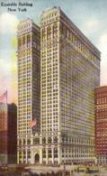 E 0037 - USA   New York      Equitable  Building - Autres Monuments, édifices