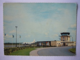 Avion / Airplane / SAS / Convair CV 240 / Seen At Jonkoping Airport, Sweden - 1946-....: Ere Moderne