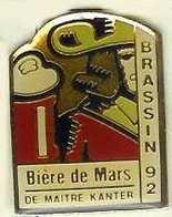 @@ Boisson Bière De Mars Brassin 1992 De Maitre Kanter @@bo81a - Bière