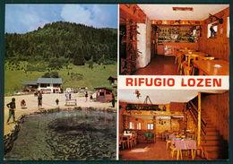 Trento Mezzano Rifugio Capanna Lozen  FG R423 - Trento
