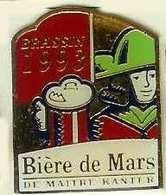@@ Boisson Bière De Mars Brassin 1993 De Maitre Kanter @@bo80a - Bière