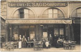 69 . LYON 2  --  GRAND CAFÉ  J . HERVET  --  26 COURS DU MIDI - Lyon 2