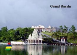Mauritius Grand Bassin Hindu Temple New Postcard Maurice - Mauritius