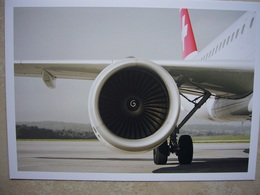 Avion / Airplane / SWISS / Airbus A320-214 / Airline Issue - 1946-....: Era Moderna