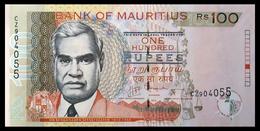 # # # Banknote Mauritius 100 Rupees 2013 # # # - Mauritius