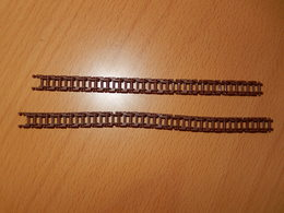 40 Maillons De Chaine Lego Redbrown 3711 - Lego Technic