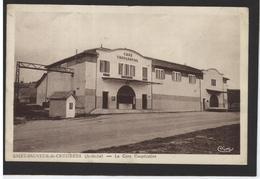 SAINT SAUVEUR DE CRUZIERES - La Cave Coopérative - Other Municipalities