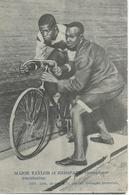 Major Taylor Et Hedspath, Champions Américains (1907) - Cycling