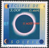 FRANCE : N° 3261 ** (Eclipse De Soleil) - PRIX FIXE : 1/3 De La Cote - - Unused Stamps