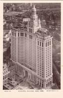 Carte-Photo  New York  Municipal Building 1924 - Autres Monuments, édifices