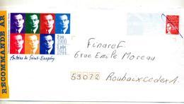 Pap Luquet  Recommandée Yaee !!! Illustré Saint Exupery - Ganzsachen