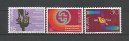 Switzerland 1974 Events Y.T. 965/967 ** - Neufs