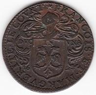 FRANCE, Clermont-Ferrand, Jeton 1624 - Royaux / De Noblesse