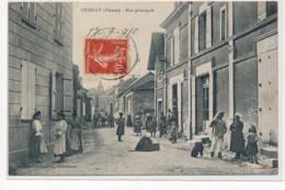 OUZILLY : Rue Principale - Tres Bon Etat - Autres Communes