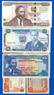 Kenya  9  Billets - Kenia
