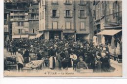 TULLE : Le Marché - Tres Bon Etat - Tulle
