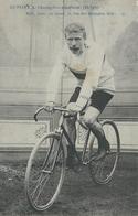 Dupont A., Champion Amateur, Belge  (1907) - Cycling