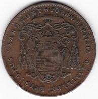 FRANCE, Clermont-Ferrand, Jeton 1719 - Royaux / De Noblesse
