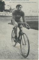 Lignon, Champion Français Sur Route - Cycling