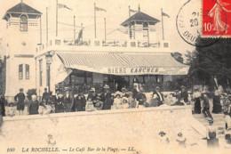 LA ROCHELLE : Le Cafe Bar De La Plage - Tres Bon Etat - La Rochelle