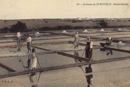 LA ROCHELLE : Marais Salants - Tres Bon Etat - La Rochelle