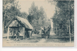 Environs ROYAN : Tramway Forestier De La Coubre, Une Gare En Forêt - Tres Bon Etat - Royan