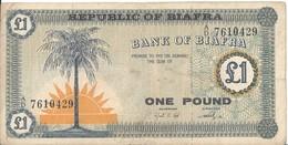BIAFRA - 1 Pound 1967 (7610429) - Nigeria