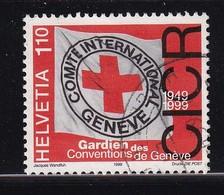 Switzerland 1999, Minr 1689 Vfu - Gebraucht