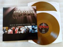 Saxon - X2 33t Vinyles - Rock Sound Festival 2006 - Neuf & Scellé - Hard Rock & Metal