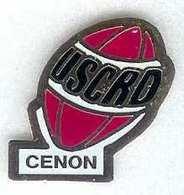 @@ Ballon De Rugby USCRD CENON @@sp173b - Rugby