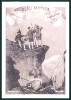 Trento  130 Anniversario Della SAT Società Alpinisti Tridentini FG R435 - Trento