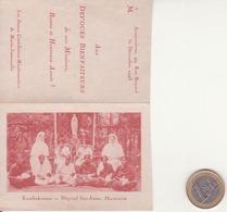 Soeurs Cathéchistes Missionnaires De Marie-Immaculée 1944 - Calendriers