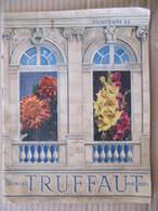Revue Catalogue - GEORGES TRUFFAUT VERSAILLE - PRINTEMPS 53 - Garden