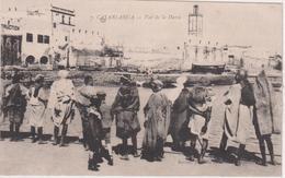 MAROC CASABLANCA - VUE DE LA DARSE - Casablanca