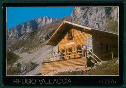 Trento Pozza Di Fassa Rifugio Capanna Vallaccia FG R441 - Trento