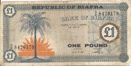 BIAFRA - 1 Pound 1967 (8420179) - Nigeria