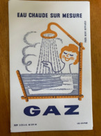 3 BUVARDS GAZ LEO KOUPER - Electricity & Gas