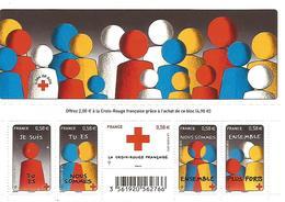 F4819 Au Profit De La Croix Rouge .Solidarité . 2013 - Nuevos
