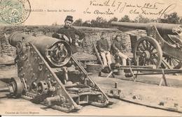 VERSAILLES - Batterie  De Saint Cyr - Versailles